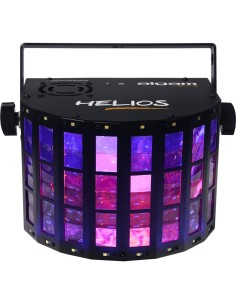 HELIOS Proiettore Derby LED DMX