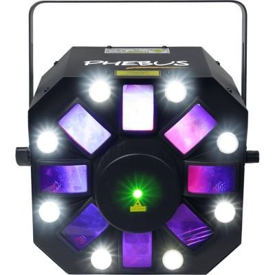 PHEBUS Proiettore LED Multieffetto DMX