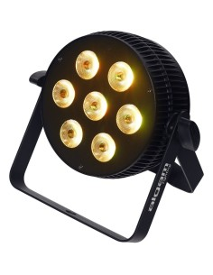 SLIMPAR-710-HEX Proiettore Par LED 7 x 10W RGBWAU