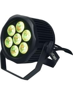 IP-PAR-712-HEX Proiettore Par LED per Esterni DMX