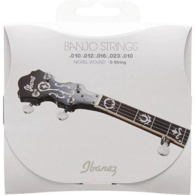 Ibanez IBJS5 -Muta 5 80/20 Bronze per Banjo - scalatura 010-010