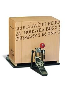 Schlagwerk BC 460 - 2inOne Bass Cajon Booster Box