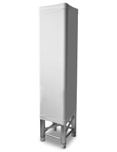 Beamz LTS20W Truss cover white 200 cm
