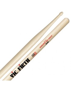 Vic Firth AJ-6 American Jazz punta legno
