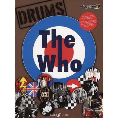 Aut.Ply. The Who+CD PE The Who for DRUMS