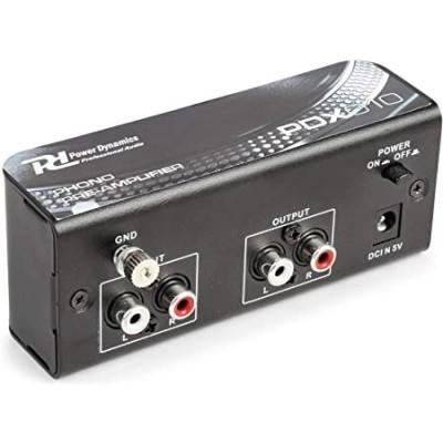 Power Dynamics PDX010 Phono Pre-Amplifier