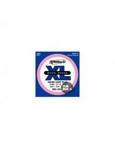 D'Addario EXL120+ Plus 9,5-44