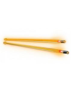 FIRESTIX Bacchette luminose per batteria colore Orange