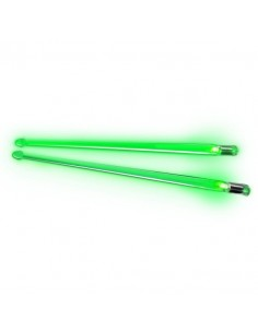 FIRESTIX Bacchette luminose per batteria colore Verde