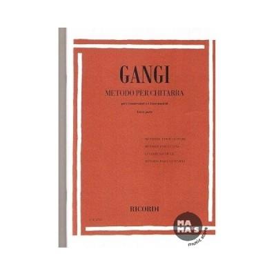 Gangi - Metodo per chitarra parte III