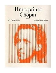 Il mio primo Chopin 8 pezzi facili per pianoforte
