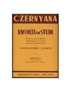 Longo Czernyana Raccolta di studi Fascicolo 1