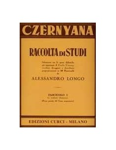 Longo Czernyana Vol. 12