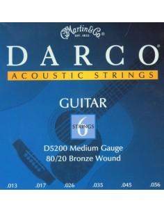 Martin Darco D5200 Medium Bronze 013-56
