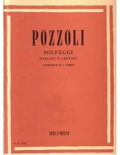 Pozzoli Ettore - Solfeggi parlati e cantati (Primo Corso)