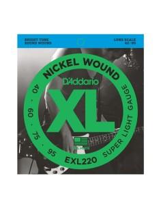 D'Addario EXL 220 muta per basso 40-95