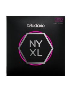 D'addario NYXL45100 Nickel Wound Regular Light 45-100