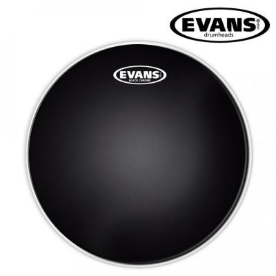 Evans Black Chrome 18
