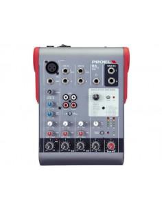 Proel Mi5 mixer analogico 2 canali con effetti