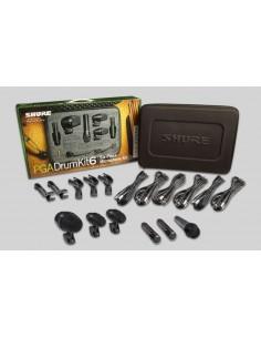 Shure PGA DRUMKIT 6 Pg Alta Drum Kit
