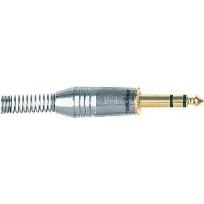 Proel S232S Connettore professionale in metallo cromato contatto dorato