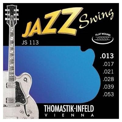 Thomastik Jazz Swing JS113 13-53 Flat Wound