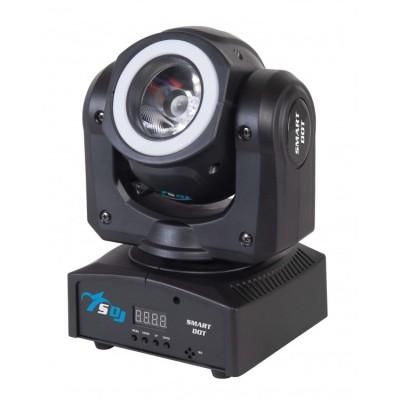 SAGITTER SMTDOT SMART DOT TESTA MOBILE LED BEAM 40W RGBW