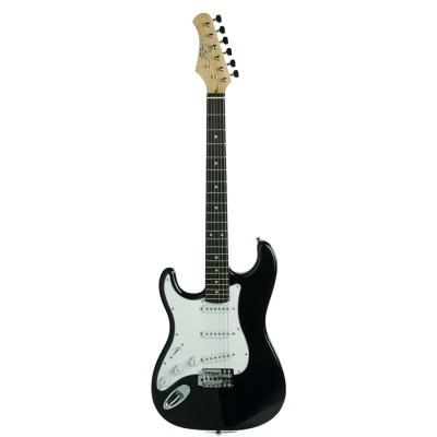 Eko Guitars S300 LH Black Left Handed