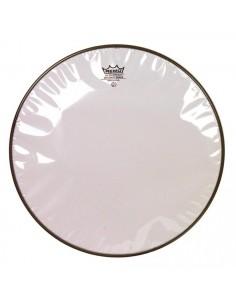 Remo SD-0110-00 Diplomat Hazy Clear pelle risonante trasparente da 10