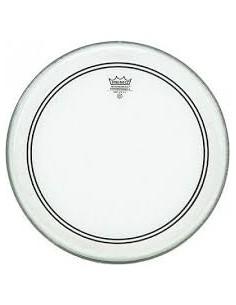 Remo P3-0313-BP Powerstroke 3 Clear pelle battente trasparente da 13