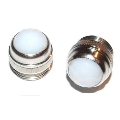 Fender Amplifier White Jewel