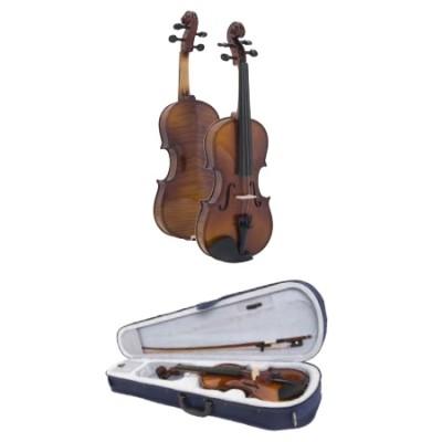 Vox Meister VOS34 Violino Massello 3/4 con custodia ed accessori