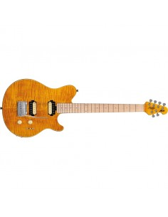 Axis Flame Maple Top Trans Gold