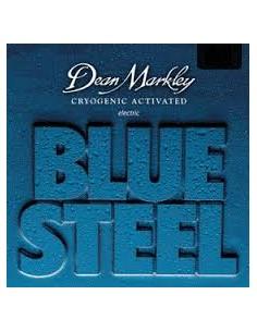 Dean Markley DM-2558-LTHB blue steel 010-52 muta per chitarra elettrica