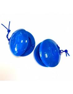Angel AC150 Nacchere di Plastica Blu