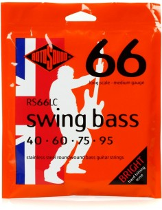 Rotosound RS-66LC Swingbass 66 muta per basso 40-95
