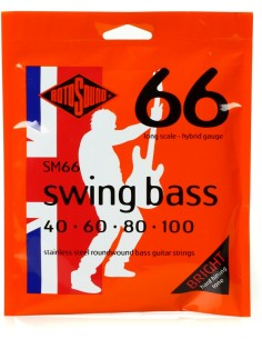Rotosound SM-66 Swing Bass 66 muta per basso 40-100