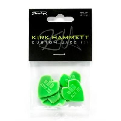 DUNLOP 47PKH3N Kirk Hammett Signature Players Pack/6