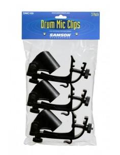 Samson DMC100 Clip Microfoni Batteria