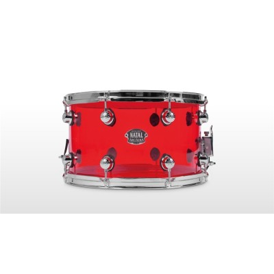 Arcadia Acrylic Rullante 14x5,5 Transparent Red