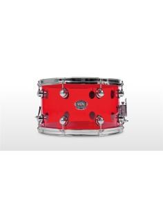 Arcadia Acrylic Rullante 14x8 Transparent Red