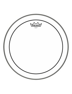 Remo PS-0316-00 Pinstripe Clear pelle battente trasparente da 16