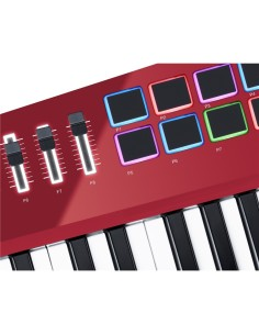 Vortex Wireless II LE Red