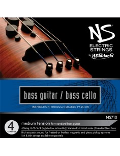 NS710 Muta corde per Omni Bass