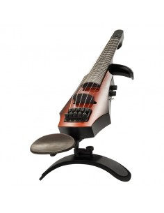 NXTa Fretted Electric Violin 5 Sunburst