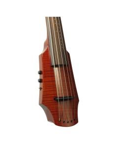 WAV Electric Cello 5 Amberburst