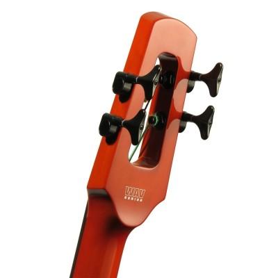 WAV Electric Upright Bass 4 Amberbust