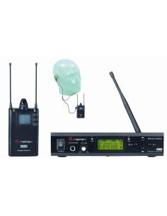 KP1R/KP1T Sistema in-ear monitor