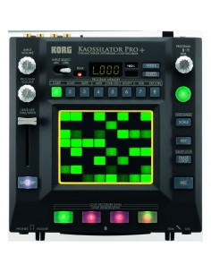 KAOSSILATOR PRO+: Synth touch pad, con loop e interfacciamento MIDI