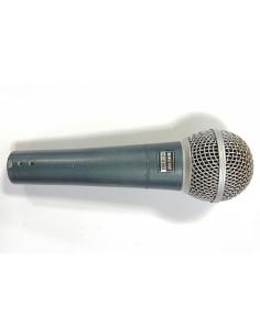 Shure Beta 58A Microfono Voce Usato